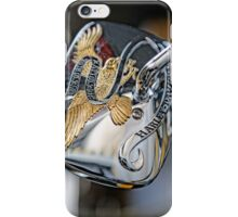 Chrome Harley Mirror iPhone Case  iPhone Case/Skin