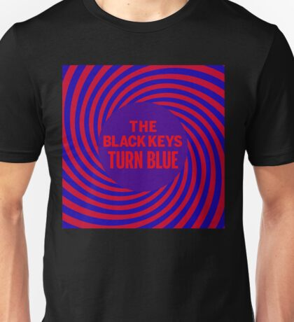 The Black Keys Turn Blue Alternative Unisex T-Shirt