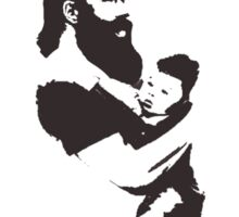 The Masculinity Effect: Redefine Manliness Sticker