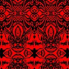 Tribal Chaos Red by 319media