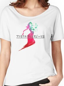 Aerith's Lifestream Women's Relaxed Fit T-Shirt