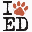 I HEART ED by nadievastore