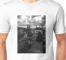 View Over Old Zurich Town Unisex T-Shirt