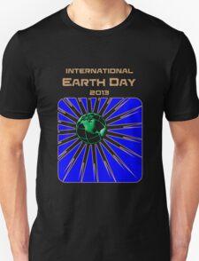 International Earth Day 2013 T-Shirt