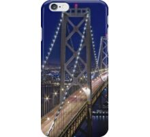 San Francisco Bay Bridge iPhone Case/Skin
