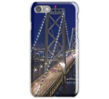 San Francisco Bay Bridge iPhone Case/Skin