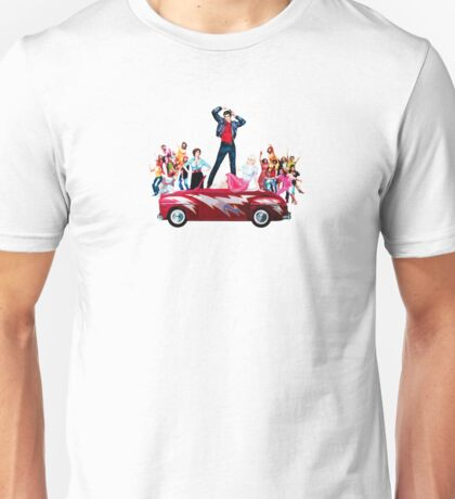 Grease is the Word Unisex T-Shirt