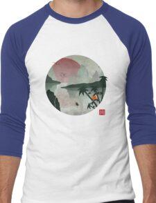 Two Of Seven Men's Baseball ¾ T-Shirt
