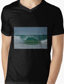 The Horizon. Mens V-Neck T-Shirt