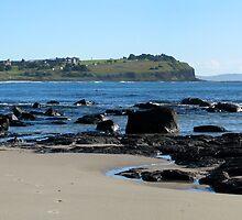 Sharpes Beach Ballina NSW by Emmy Silvius