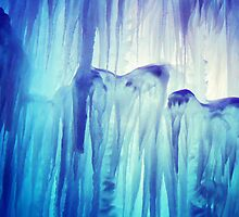 Icicle Blues by shutterbug2010