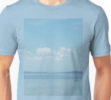 Reflections on the sea Unisex T-Shirt