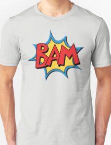 COMIC BOOK: BAM! T-Shirt