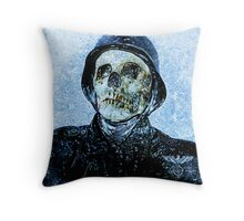 From the ice Throw Pillow