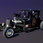 1927 Ford High Top Model T Rat Rod by TeeMack
