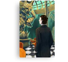 In Rapture Canvas Print