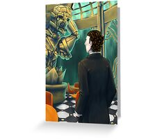 In Rapture Greeting Card