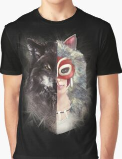 Bring Down the Wolf's Head Graphic T-Shirt