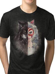 Bring Down the Wolf's Head Tri-blend T-Shirt