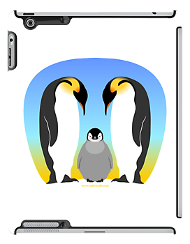 Penguins by tudi