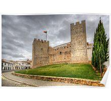 Loule Castle Poster