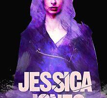 Jessica Jones by ozencyasin