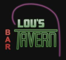 Lou's Tavern  by LookOutBelow