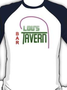 Lou's Tavern  T-Shirt