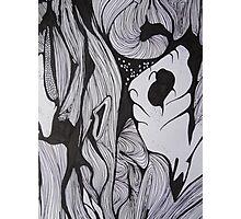 Close up of tree Photographic Print