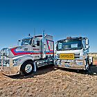 Kenworth & DAF by LIFEPhotography