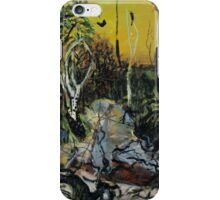 regrowth after the bush fire iPhone Case/Skin