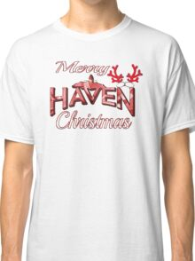 Merry Haven Christmas Logo Classic T-Shirt