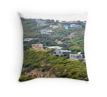 The Pole House, Aireys Inlet 130106 02 Throw Pillow