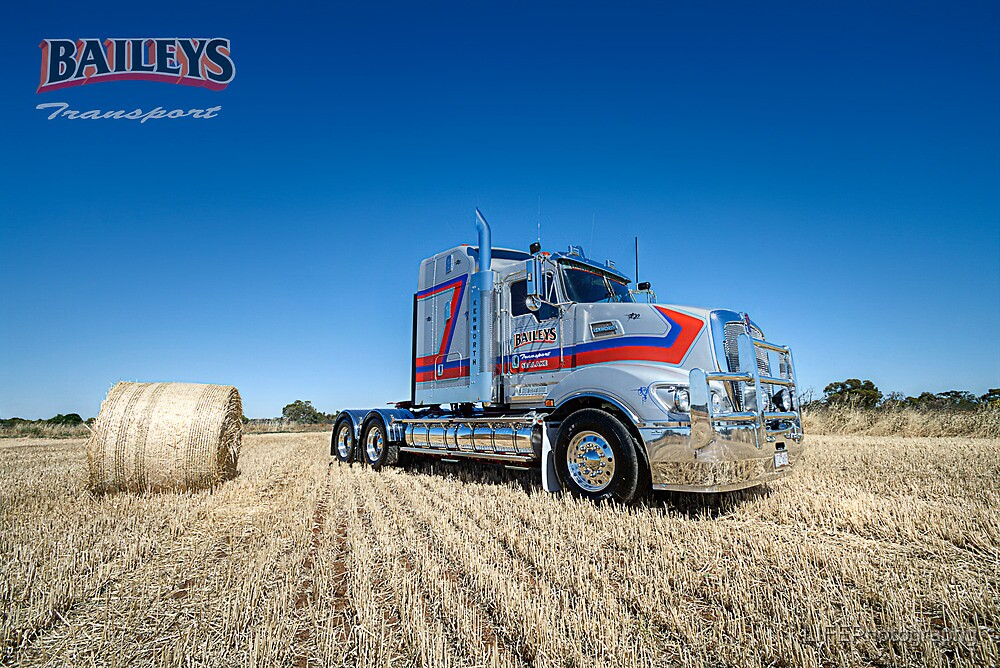 Kenworth T609 by LIFEPhotography