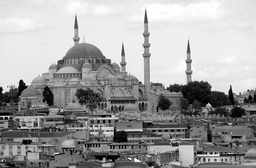Istanbul by Paige