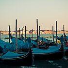 Venice gondols by Elemakar