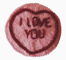 Sweet Love Heart - I Love You Baby Tee