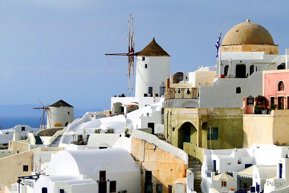 Oia by Paige