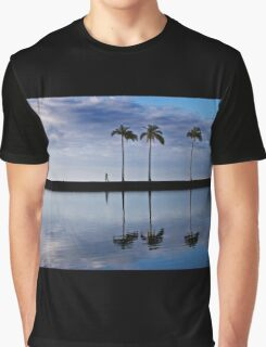 9:30 AM Hawaii Time Graphic T-Shirt