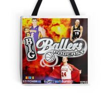 Big Ballers Podcast Cover Tote Bag