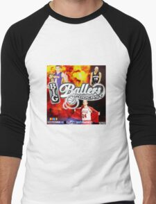 Big Ballers Podcast Cover T-Shirt