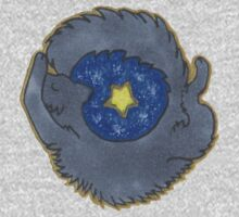 Starry Cat - Russian Blue Kids Clothes