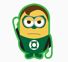 Despicable Me Minions Superheros Green Lantern Unisex T-Shirt