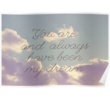 My Dream  Poster