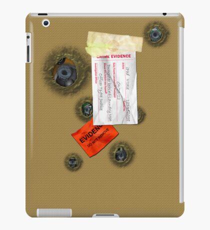 Evidence iPad Case iPad Case/Skin