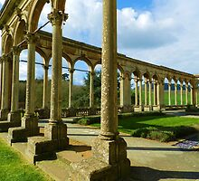 Old English structure. by kelly-m-wall