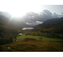 Loch Shiel, Scottish Highlands Photographic Print