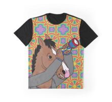 Shapes and colors, the likes of which I've never seen. Graphic T-Shirt
