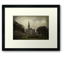 Trim Cathedral - Ireland Framed Print