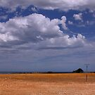 Big sky and scorched earth by R-Summers